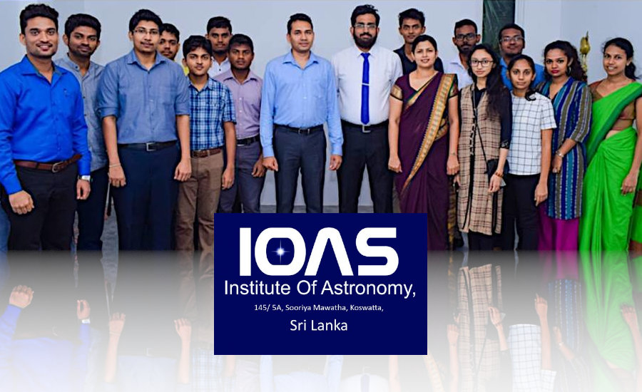 Institute of Astronomy, Sri Lanka